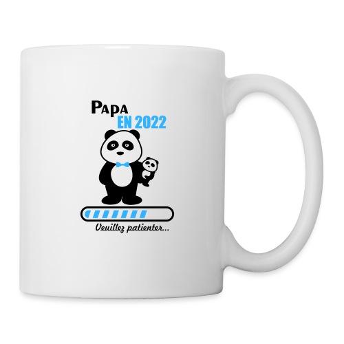 Papa en 2022 - Mug