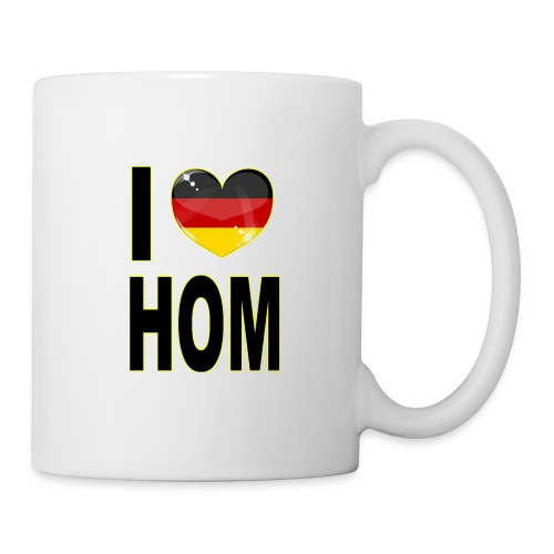 I Herz HOM - Tasse