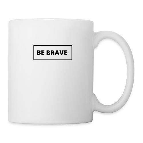 BE BRAVE Tshirt - Mok