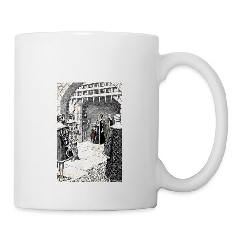 margaret tudor edited1 - Mug