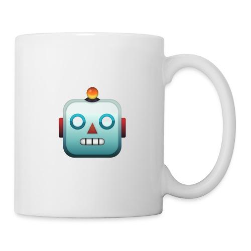 Robot Emoji - Mok