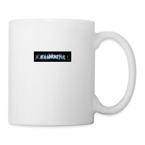 DerHardstyle.ch Kleines Logo - Tasse