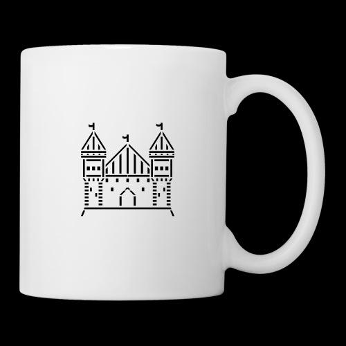 Schloss_Logo - Tasse
