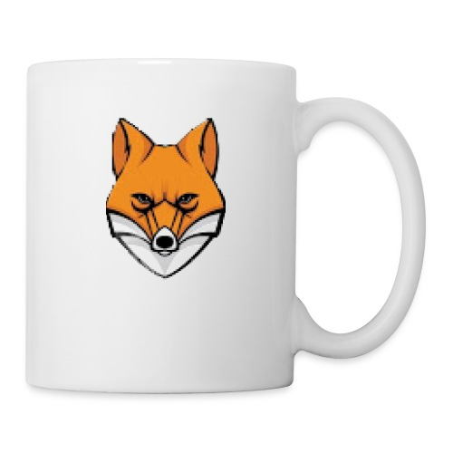 the fox loggan - Mugg
