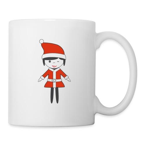 Doctora Retail Navidad - Taza