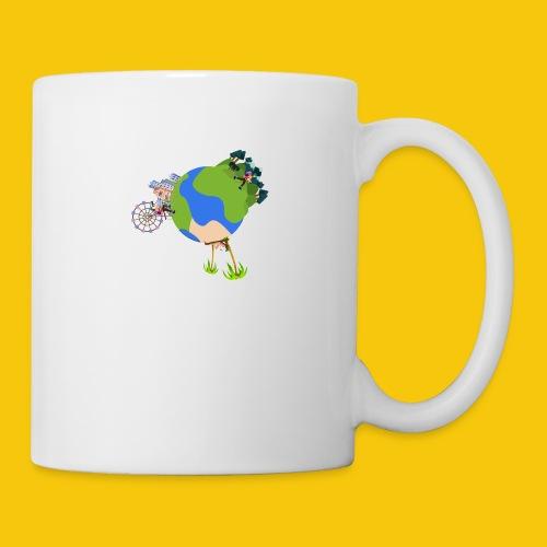Terra Traveler - Mug blanc