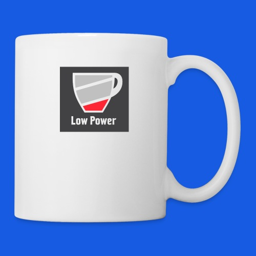Low power need refill - Kop/krus