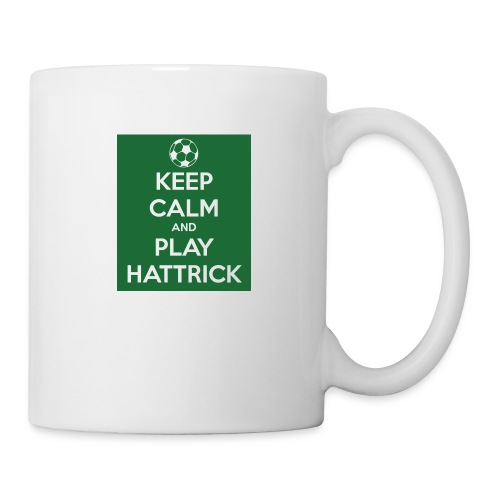 keep calm and play hattrick - Tazza