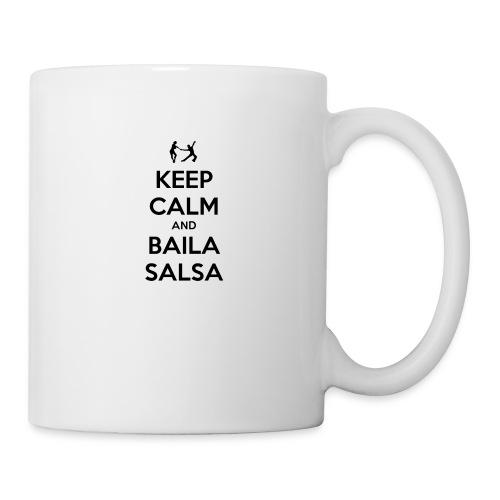 keep-calm-and-baila-salsa-41 - Tazza