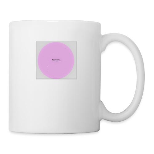 lukewarm logo - Mug