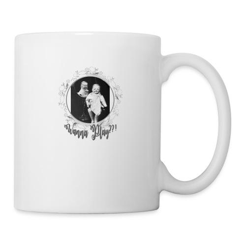 Wanna play - Mug