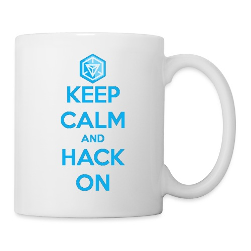 keep calm and hack on - Tazza
