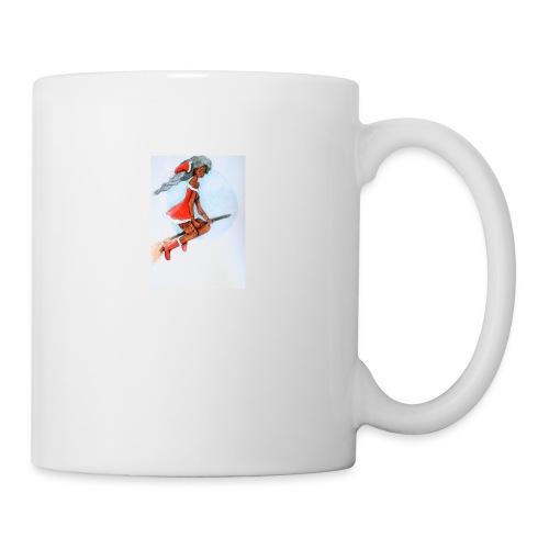 Mère noel - Mug blanc