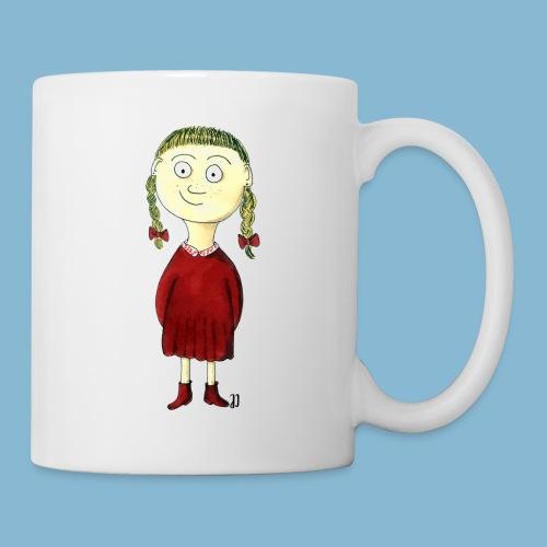 Martha mit den Zöpfen - Tasse
