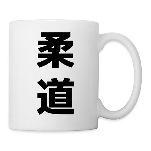 Judo - Mug blanc