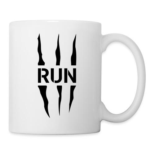 Run Scratch - Mug blanc