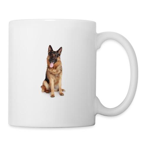 bonito diseño de perro - Taza