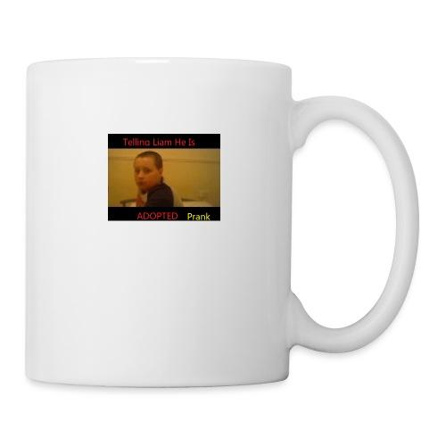 Telling Liam He Is Adopted - Mug