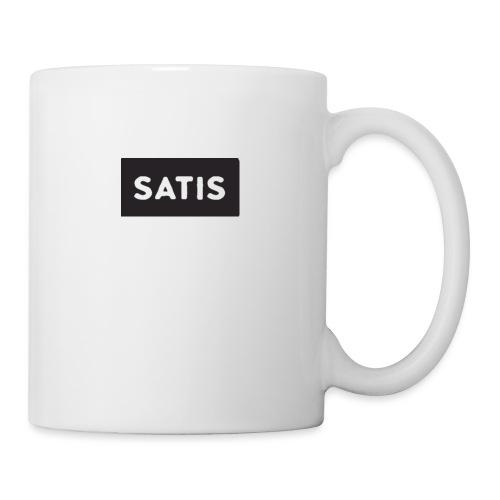 satis - Mug blanc