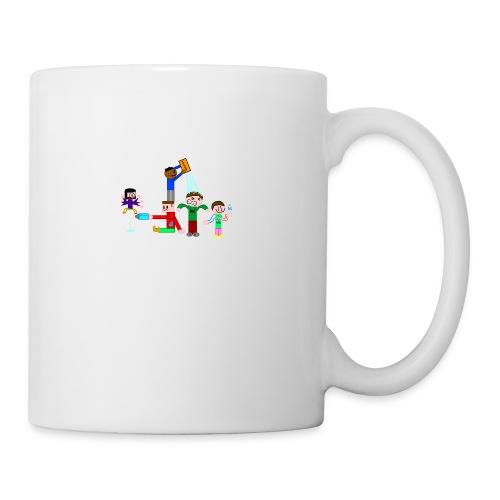 Water Fight - Mug