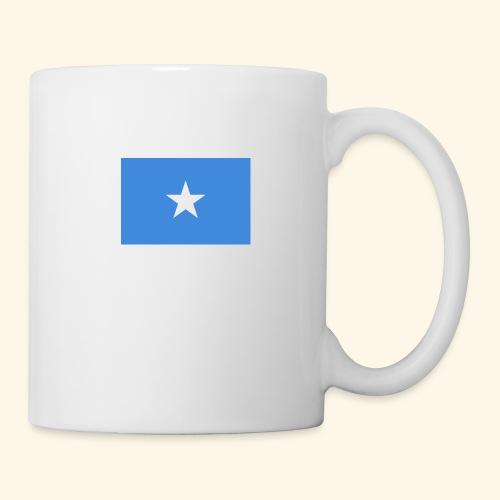 Somalia Flag - Kop/krus