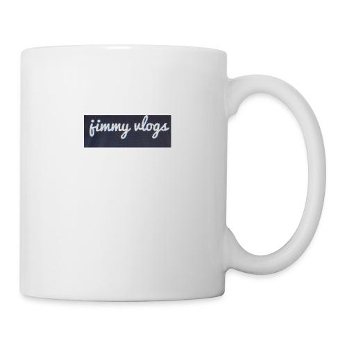 jimmy vlogs - Mug