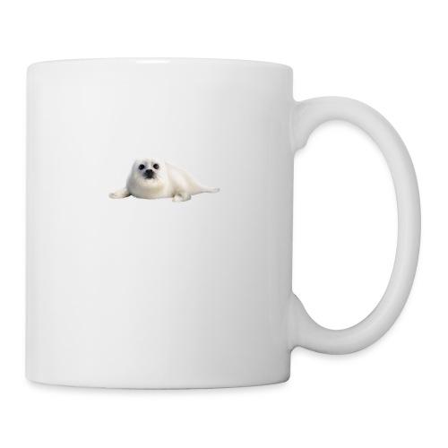 Bébé Phoque - Mug blanc