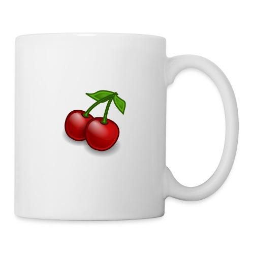 Kirschen Früchte Obst Geschenkidee - Tasse
