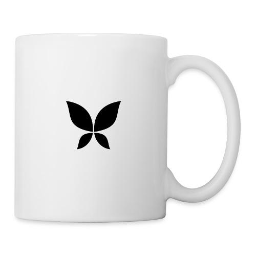 Stahlzart Butterfly Black - Tasse