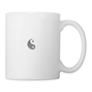 Ying and Yang - Tasse