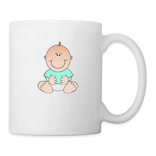 rompertje baby jongen - Mok