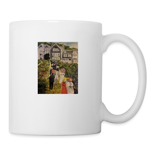 Scottish hotel in the early 19200's - Mug