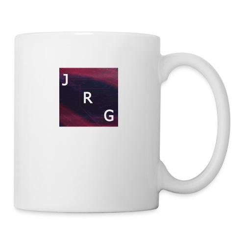 JustRomGames Logo - Tasse
