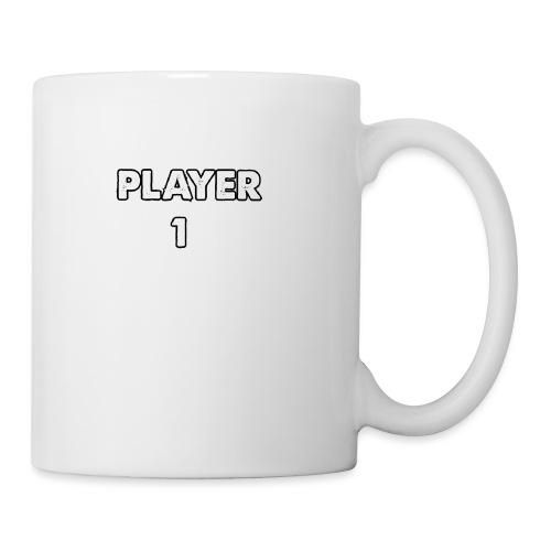 Diseño de PLAYER 1 para niños y adultos - Taza