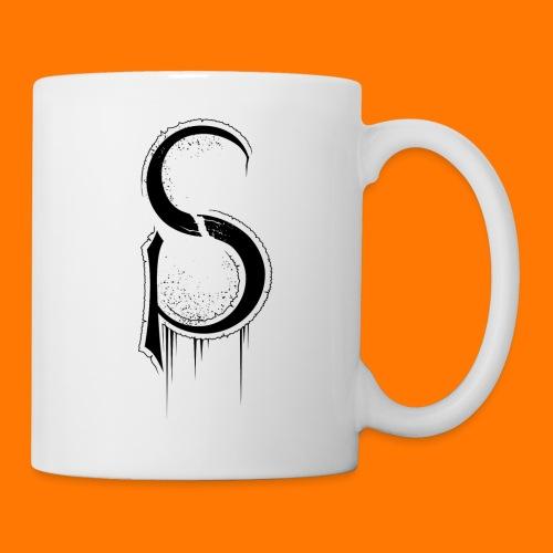 ASCP-sign-black transp - Mug