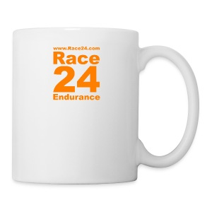 Race24 Logo in Orange - Mug