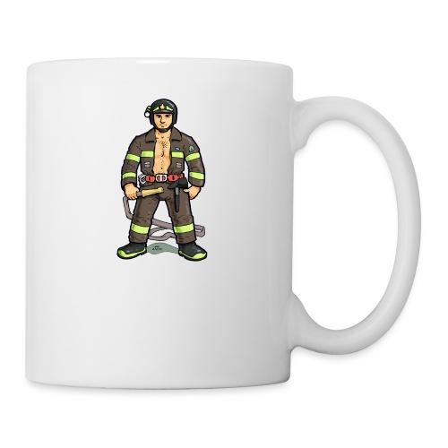 pompiere - Tazza