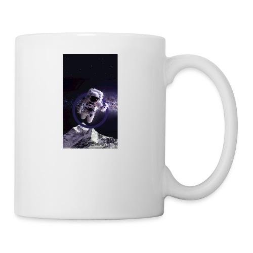Space - Mug blanc