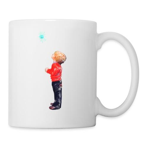 The Boy and the Blue - Mug