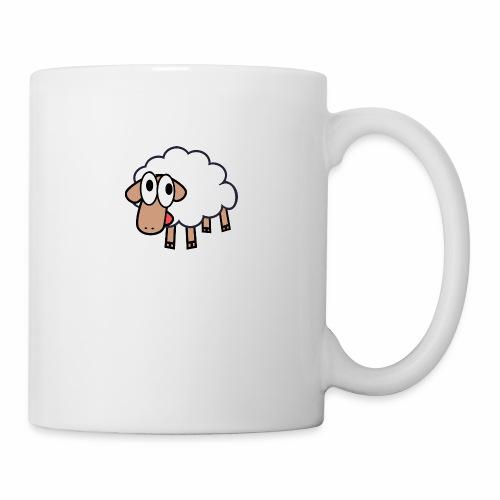 Sheep Cartoon - Mok