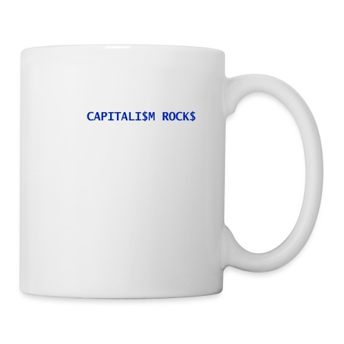 CAPITALISM ROCKS - Tazza