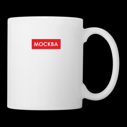 Moskau - Utoka - Tasse