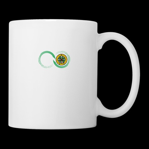 Harp and French CSC logo - Mug blanc