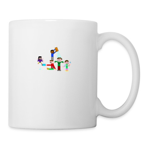 Water Fight - Mug