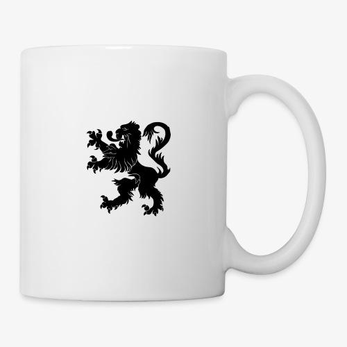 Blason Lions de Guerre - Mug blanc