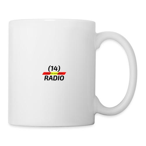 14 Radio - Mug blanc