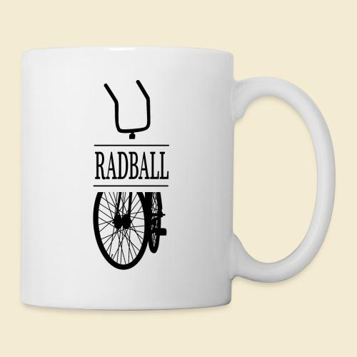 Radball | Retro Black - Tasse