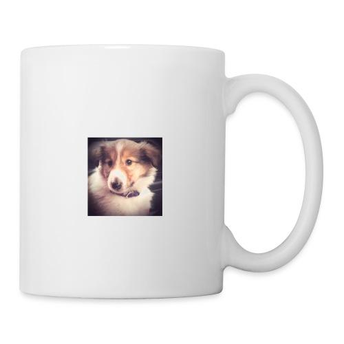 lassie puppy - Mug