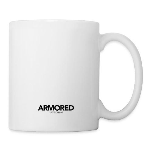 ARMORED BLACK LOGO - Mug