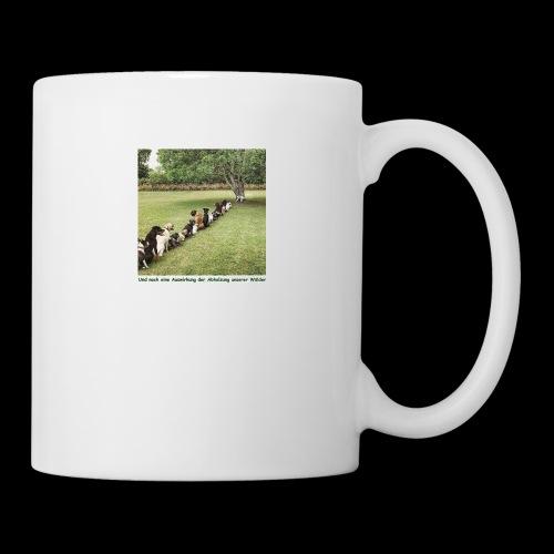 Auswirkung auf Abholzung :-) - Tasse